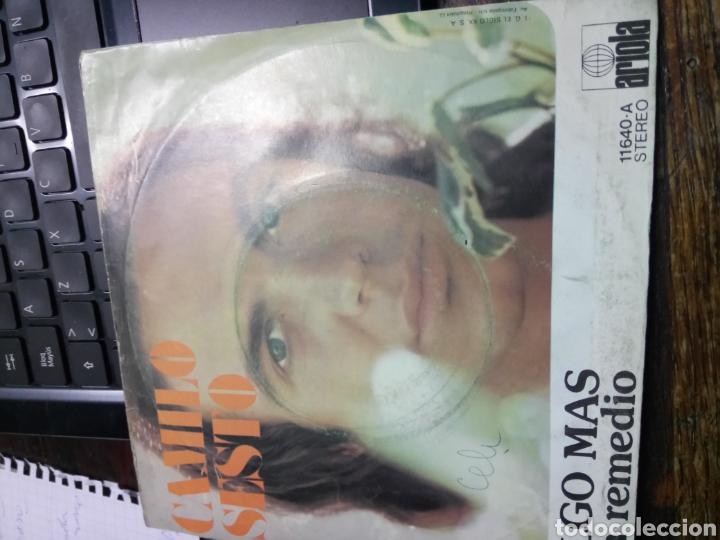 Discos de vinilo: camilo sesto -- algo mas / sin remedio, ariola, 1973. - Foto 2 - 147792694