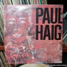 Discos de vinilo: PAUL HAIG - SWING IN 82. Lote 147794386