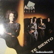 Discos de vinilo: MATIA BAZAR – TE SIENTO - MAXI-SINGLE SPAIN 1986. Lote 147825350