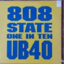 Discos de vinilo: 808 STATE / UB40 -ONE IN TEN- 12´ 1992 TOMMY BOY USA. Lote 147830298
