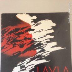 Discos de vinilo: LAYLA PLAZA PEOPLE. Lote 147836485