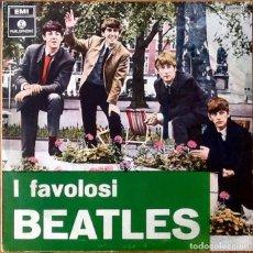 Discos de vinilo: THE BEATLES : I FAVOLOSI BEATLES [ITA 1970] LP/COMP. Lote 147837510