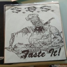 Discos de vinilo: S.B.S. – TASTE IT!. Lote 147840150