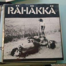 Discos de vinilo: RÄHÄKKÄ – NAPALMIA (MORBID PRODUCTIONS, FINLAND, 1999). Lote 147840854