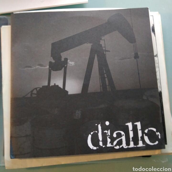 EXHALE / DIALLO – EXHALE / DIALLO (Música - Discos de Vinilo - Maxi Singles - Punk - Hard Core)