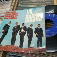 Discos de vinilo: THE BRISKS EP MATIA CRISTINA + 3 1966 ESCUCHADO. Lote 147844354