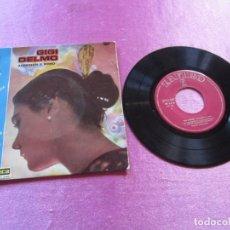 Discos de vinilo: GIGI DELMO ACORDEON Y RITMO - LA CUMPARSITA EP. Lote 147849074