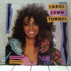 Discos de vinilo: CAROL LYNN TOWNESS. Lote 147855282