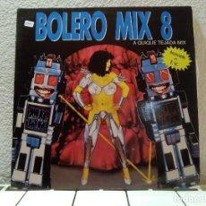 Discos de vinilo: BOLERO MIX. Lote 147855502