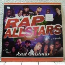 Discos de vinilo: RAP ALL STARS . Lote 147855818