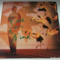 Discos de vinilo: CHRISTOPHER CROSS BACK OF MY MIND ED ESPAÑOLA 1988. Lote 147860158