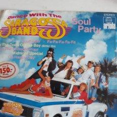 Discos de vinilo: SARAGOSSA BAND SOUKFINGER/FA-FA-FA-FA-FA. Lote 147863813