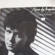 Discos de vinilo: NINO DE ANGELO /TIEMPO DE RECUPERARSE. Lote 147864266