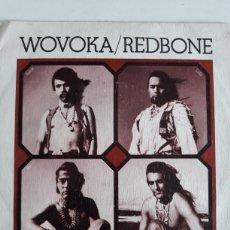 Discos de vinilo: WOVOKA/REDBONE. Lote 147865178