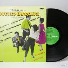 Discos de vinilo: DISCO LP DE VINILO - JOVENES CARROZAS / VERSIONES ORIGINALES - VOLUMEN 5 - RCA - AÑO 1981. Lote 147865261