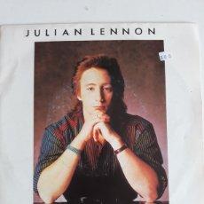 Discos de vinilo: JULIAN LENNON / SAY YOU'RE WRONG. Lote 147865474