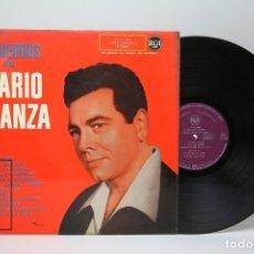 Discos de vinilo: DISCO LP DE VINILO - RECUERDOS DE MARIO LANZA - RCA - AÑO 1959. Lote 147865785