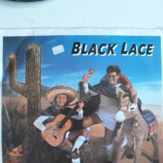 Discos de vinilo: BLACK LACE/ VIVA LA MEXICO. Lote 147866453