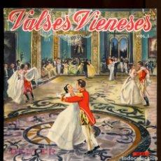 Discos de vinilo: VALSES VIENESES DE STRAUS. VOL. 1 BELTER 1961. EP. Lote 147868306