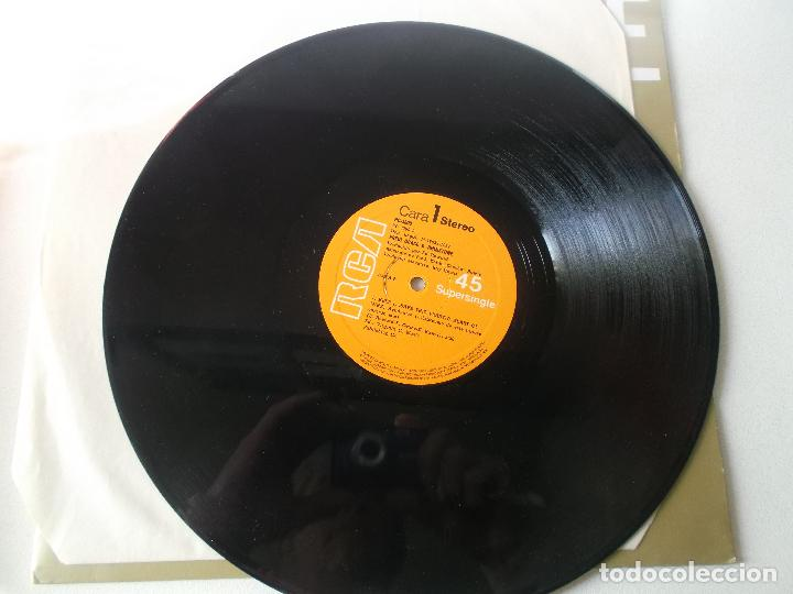 Discos de vinilo: FREDI GRACE & RHINSTONE - help save this frantic - MAXI SINGLE 1982 - RCA - Foto 2 - 147869446