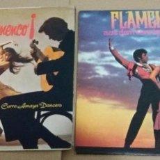 Discos de vinilo: LOTE 2 LPS FLAMENCO. Lote 147876310