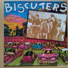 Discos de vinilo: BISCUTERS - BISCUTERS (LP) 1990. Lote 147877182