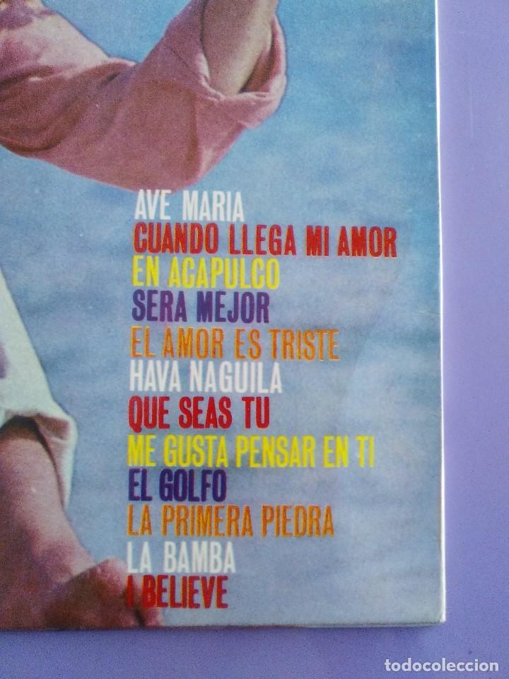 Discos de vinilo: GENIAL LP 1968.RAPHAEL.LP DE LA PELICULA EL GOLFO.LA VOZ DE SU AMO.LVG-U.104.FIRMADO POR EL ARTISTA. - Foto 5 - 147882302