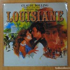 Discos de vinilo: CLAUDE BOLLING - LOUISIANE - BSO - LP. Lote 147884114