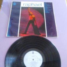 Discos de vinilo: JOYA RAPHAEL LP SAME. PRIMER LP DEL CANTANTE,ORIGINAL. MADE IN ENGLAND 1966/68 .HISPAVOX HXLS.111. Lote 147884782