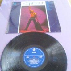 Discos de vinilo: JOYA RAPHAEL LP SAME. PRIMER LP DEL CANTANTE,ORIGINAL. SPAIN 1965 .HISPAVOX HH 11 - 95.. Lote 147886510