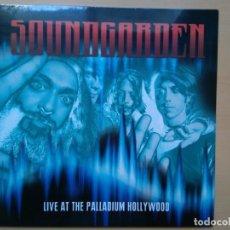 Discos de vinilo: SOUNDGARDEN - LIVE AT THE PALLADIUM HOLLYWOOD (LP) 2017. Lote 147888814