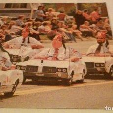Discos de vinilo: DEAD KENNEDYS -FRANKENCHRIST- LP HARDCORE-PUNK U.S.A. AÑO 1985. Lote 147904122