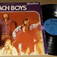 Discos de vinilo: LP - BEACH BOYS - STARLINE - MADE IN ENGLAND - THE BEACH BOYS. Lote 147904962