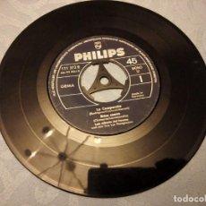 Discos de vinilo: DISCO LA CUMPARSITA- BRISA SUAVE.. Lote 147906838