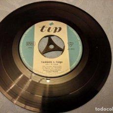 Discos de vinilo: TANGOS 2. FOLGE, OLÉ GUAPA,LA CUMPASITA. Lote 147907286