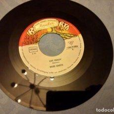 Discos de vinilo: GET READY ( ROBINSON) RARE EARTH-MAGIC KEY. Lote 147909170