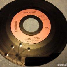 Discos de vinilo: LINDA SUZA,COMO UN PORTUGUES SEM FADO- RENDEZ LE MOI. 1985. Lote 147909978