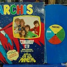 Discos de vinilo: LMV - PARCHIS. COMANDO G. BELTER 1980, REF. 2-47.033. LP. Lote 147912874