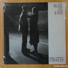 Discos de vinilo: RICKIE LEE JONES - PIRATES - LP. Lote 147915276