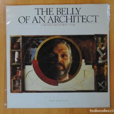 Discos de vinilo: WIN MERTENS - THE BELLY OF AN ARCHITECT B.S.O. - LP. Lote 147915566