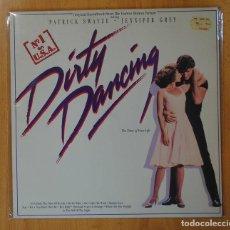 Discos de vinilo: VARIOS - DIRTY DANCING - BSO - LP. Lote 147923573