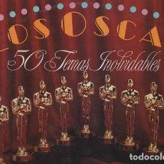 Discos de vinilo: LOS OSCAR (ESPAÑA, 1991. 3 × VINYL, LP, COMPILATION). Lote 147924674