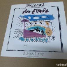 Discos de vinilo: JAMES LAST (SN) BARCELONA AÑO 1992 - PROMOCIONAL. Lote 147926906