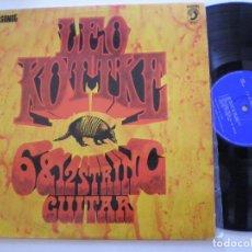 Discos de vinilo: LEO KOTTKE - 6 & 12 STRING GUITAR - LP DISCOPHON 1977 // VINILO COMO NUEVO. Lote 147927138