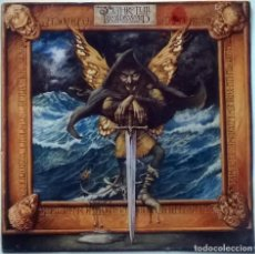 Discos de vinilo: JETHRO TULL. BROADSWORD AND THE BEAST. CHRYSALIS, WESTERN GERMANY 1980 LP + ENCARTE (204 603-320). Lote 152041980