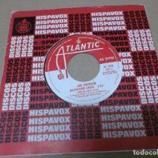 Discos de vinilo: LED ZEPPELIN (SN) WHOLE LOTTA LOVE AÑO 1969. Lote 147937346