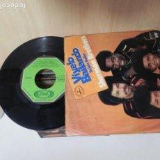 Discos de vinilo: SHERMAN BROTHERS / VIVELO BAILANDO / DEJALA BAILAR . Lote 147938566