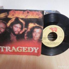 Discos de vinilo: BEE GEES - TRAGEDY . Lote 147938794