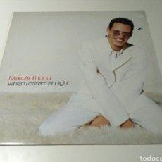 Discos de vinilo: MARC ANTHONY - WHEN I DREAM AT NIGHT. Lote 147939017