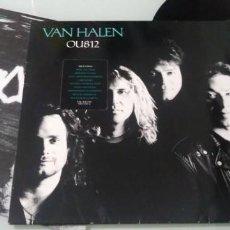 Discos de vinilo: VAN HALEN - OU812 .. LP - GERMANY DE 1988 CON LETRAS - MUY BUEN ESTADO. Lote 147941994